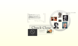 MCJH Chuck Close
