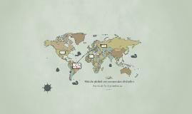 Mundo global con economías disímiles