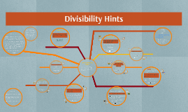 Copy of Divisibility Hints