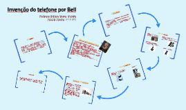 Invenção do telefone por Bell
