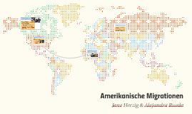 Amerikanische Migration