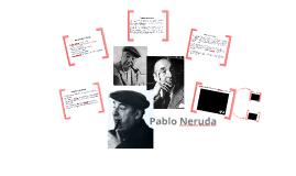 Presentación de Pablo Neruda