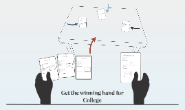 Get the winning hand for College