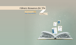 Library Resources for TAs