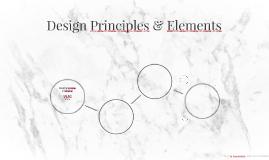 Design Principles & Elements