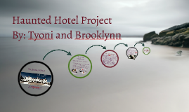 Haunted Hotel Project