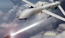 U.A.V RQ-1