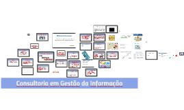 Copy of Gestão e organização da Informação