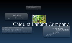 Chiquita Banana Company
