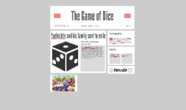 The Game Of Dice
