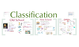 Evolution 6:  Classification