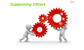 Interpersonal Comm: Cha 9-Supporting Others