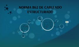 NORMA 862 DE CABLEADO ESTRUCTURADO