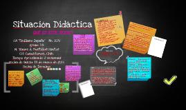 Copia de Copy of Situación Didáctica