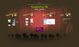 TechWatch PK