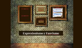 Expresionismo y Fauvismo