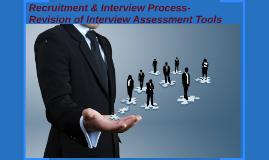 Recruitment & Interview Process