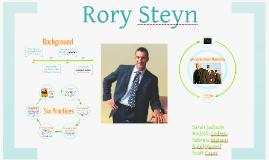 MOR472 Final Project - Rory Steyn