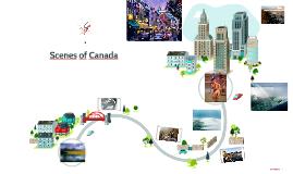 Scenes of Canada