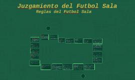Juzgamiento del Futbol Sala