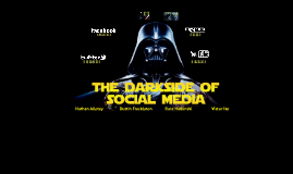 The Dark Side of Social Media (UH MANA 6332)