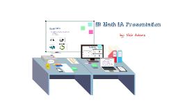IB Math IA Presentation