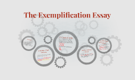 the exemplification essay by marisol santiago on prezi copy of the exemplification essay