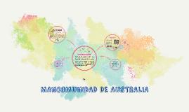LA MANCOMUNIDAD DE AUSTRALIA