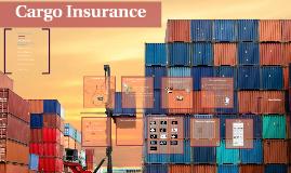 Copy of cargo insurance