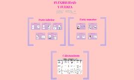 Trabajo Flexibilidad y Fuerza - Nerea,Brais,Sofía,Javi,Raúl,Dani,Cristian