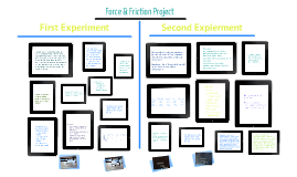Force & Friction Project