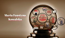 Maria Faustyna Kowalska