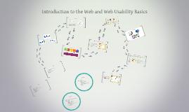 IMD 131 - Week2 , Web and Web Usability Basics