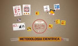 Copy of METODOLOGIA CIENTÍFICA