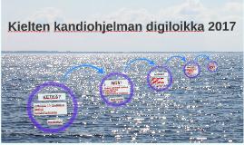 Kielten kandiohjelman digiloikka 2017 - Esittely