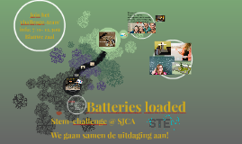Batteries loaded