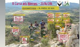 III Cursa dels Biberons - 25/06/16 Seminocturna
