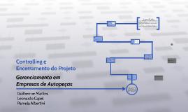 Copy of Controlling e Encerramento do Projeto