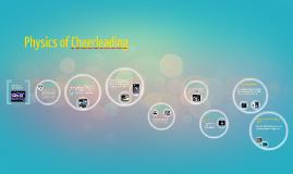Copy of Physics of Cheerleading