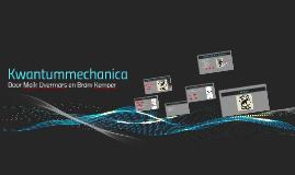 Kwantummechanica