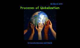 Processes of Globalization