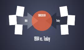 Copy of 1984 vs. Today
