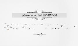 Historia de la Ingeniería Biomédica