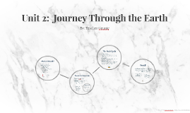 Unit 2:  Journey Through the Earth