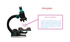 Copy of O que é detergente?
