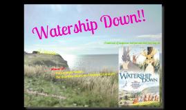 WATERSHIP DOWN!!