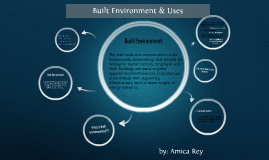 Built Environment & Uses