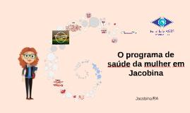 O programa de saúde da mulher em Jacobina