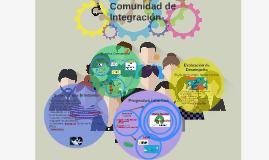 Comunidad de Integración