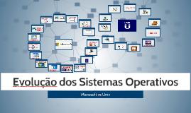 Evolução dos Sistemas Operativos